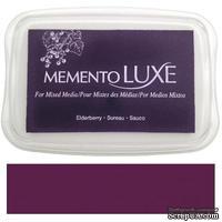Чернила Tsukineko Memento Luxe - Elderberry