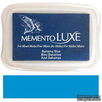 Чернила Tsukineko Memento Luxe - Bahama Blue