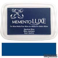 Чернила Tsukineko Memento Luxe - Nautical Blue