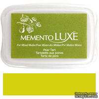 Чернила Tsukineko Memento Luxe - Pear Tart