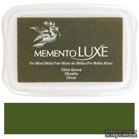 Чернила Tsukineko Memento Luxe - Olive Grove