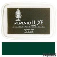 Чернила Tsukineko Memento Luxe - Northern Pine