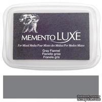 Чернила Tsukineko Memento Luxe - Gray Flannel