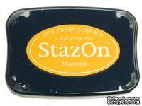 Перманентные чернила Tsukineko - StazOn Pads Mustard
