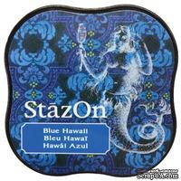 Чернила Tsukineko StazOn Midi Ink Pad - Blue Hawaii