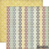 Двусторонний лист бумаги от Echo Park - Times and Seasons 2 - Multi Doilies, 30,5x30,5см - ScrapUA.com