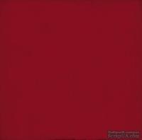 Лист скрапбумаги от Echo Park - RED/GREEN, 30х30 см