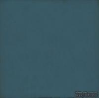 Лист скрапбумаги от Echo Park - NAVY/LIGHT BLUE, 30х30 см