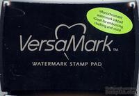 Чернила Tsukineko - VersaMark Inkpad для создания водяных знаков и эмбоссинга, 9,5х6 см