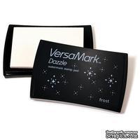 Чернила Tsukineko - VersaMark Dazzle Frost для создания водяных знаков и эмбоссинга, 9,5х6 см.