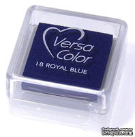 Пигментные чернила Tsukineko - VersaColor Small Pads Royal Blue