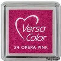 Пигментные чернила Tsukineko - VersaColor Small Pads - Opera Pink