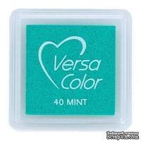 Пигментные чернила Tsukineko - VersaColor Small Pads - Mint