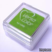 Пигментные чернила Tsukineko - VersaColor Small Pads Lime