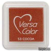 Пигментные чернила Tsukineko - VersaColor Small Pads Cocoa