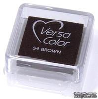 Пигментные чернила Tsukineko - VersaColor Small Pads Brown