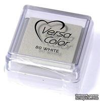 Пигментные чернила Tsukineko - VersaColor Small Pads White