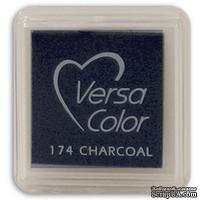 Пигментные чернила Tsukineko - VersaColor Small Pads Charcoal