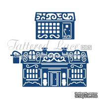 Ножи для вырубки от Tattered Lace - Panorama Pub and Post Office -  Панорама паб и Почтовое отделение