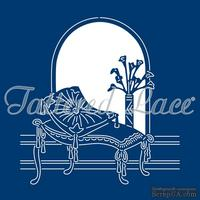 Лезвие Tattered Lace Die - Art Deco Seat