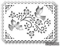 Ножи от TUTTI - Bird Tapestry