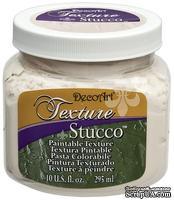 Текстурное паста от Decoart - Texture Stucco - Эффект Штукатурки, 300 мл