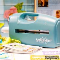 Машинка для вырубки и тиснения от Spellbinders Grand Calibur Teal Cut & Emboss Machine