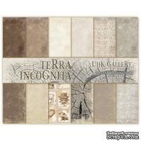Набор двусторонней скрапбумаги UHK Gallery - Terra Incognita, 30х30 см