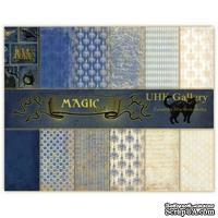 Набор двусторонней скрапбумаги UHK Gallery - Magic Night, 30х30 см - ScrapUA.com