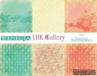 Набор бумаги UHK Gallery - WENECJA, 30х30 см, 6 листов