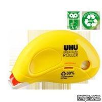 Клеевый роллер UHU - Сухо и чисто, размер 6,5 мм х 8,5 м