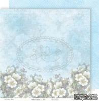 Лист бумаги Galeria Papieru - Usłane różami - Устлано розами, код 05, 30,5 x 30,5 см - ScrapUA.com