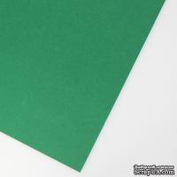 Картон Cover Board Classic, 30x30см, плотность 270, зеленый