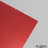 Картон Metallic Board красный, 250гр/м2, red, 18,5х30