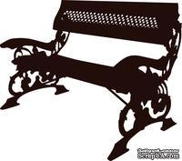 Акриловый штамп Park Bench Лавка, размер 5,7 * 5 см