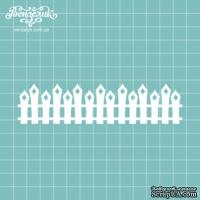Чипборд от Вензелик - Забор 01, размер: 123x30 мм