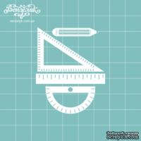 Чипборд от Вензелик - Чертежные инструменты, размер: 44x55 мм
