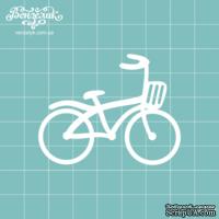 Чипборд от Вензелик - Велосипед, размер: 58x45 мм - ScrapUA.com