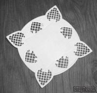 Высечки от Gallery Tools - Квадрат с решетчатыми углами