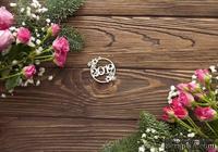 Чипборд от WOODchic - Новогодний шар 2019 с звездами, 4.5х4.5 см