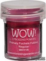 Пудра для эмбоссинга от WOW - WH11 Fuchsia Fusion, 15 мл