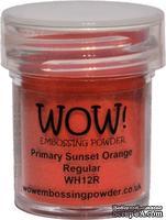 Пудра для эмбоссинга от WOW - WH12 Sunset Orange, 15 мл