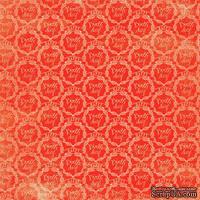Двусторонний лист бумаги от Authentique - Hallmark, 30,5x30,5см