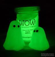 Пудра для эмбоссинга - светящаяся в темноте - Wow - Glow in the dark - Regular, 15 мл