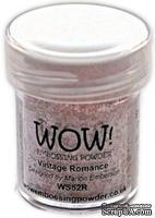 Пудра для эмбоссинга от Wow -  Vintage Romance, 15 мл