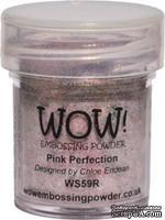 Пудра для эмбоссинга от Wow -  Pink Perfection, 15 мл