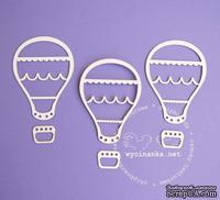 Чипборд от  Wycinanka  - Воздушный шар - ScrapUA.com