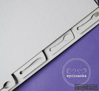 Чипборд от  Wycinanka  - Заготовка для кулинарной книги, 17,3x21,1 см