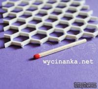 Маска-шаблон от Wycinanka - Соты, 1 эл.