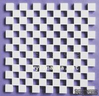 Маска-шаблон от Wycinanka - Шахматка, 1 эл.